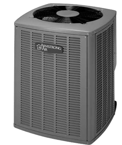 Armstrong air conditioners and air conditioning systems
