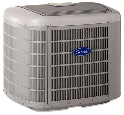 Carrier home air conditioner Infinity series