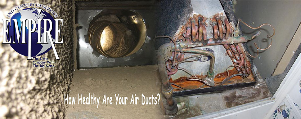 Save on home air duct cleaning