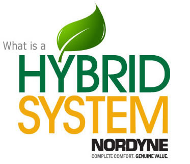 Hybrid heat pumps help if you live outside the cities