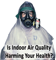 Is your indoor air quality causing discomfort in your home?