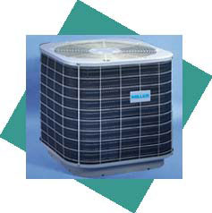 Miller heating and air conditioners are usually installed in mobile homes or manufactured housing